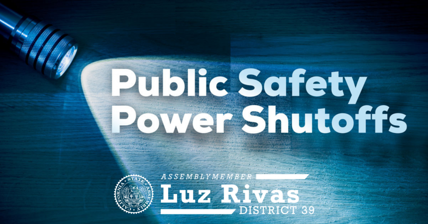 Public Safety Power Shut Offs